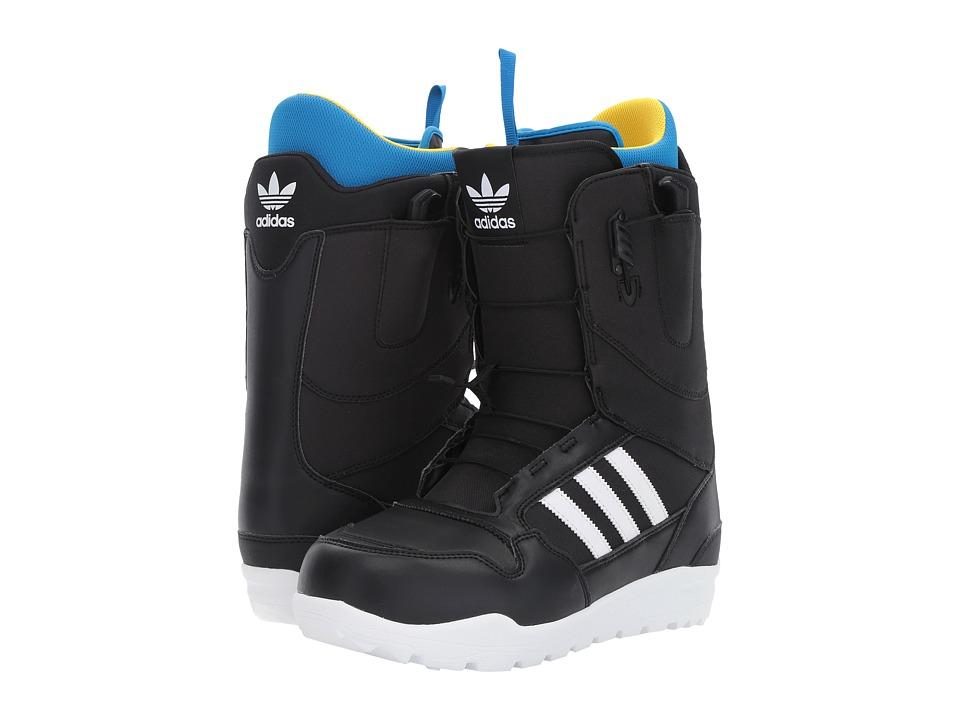 adidas Skateboarding ZX 500 (Black/White) Men