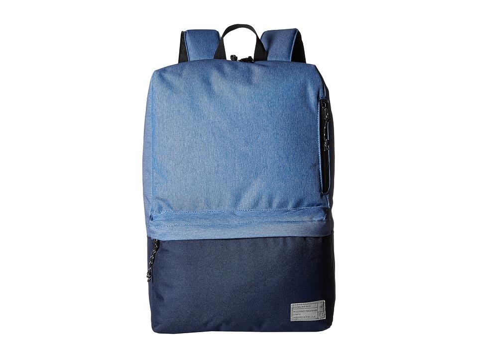 HEX - Exile Backpack (Blue/Navy 2) Backpack Bags