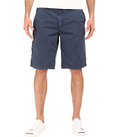 Buffalo David Bitton - Hirculean Solid Twill Shorts