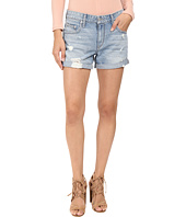 Lovers + Friends - Dylan Boyfriend Shorts in Oakwood