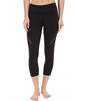 Beyond Yoga - Double Panel Mesh Capris
