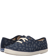 Keds - Taylor Swift Champion Denim Heart Embroidery