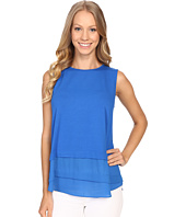 Vince Camuto - Sleeveless Layered Top