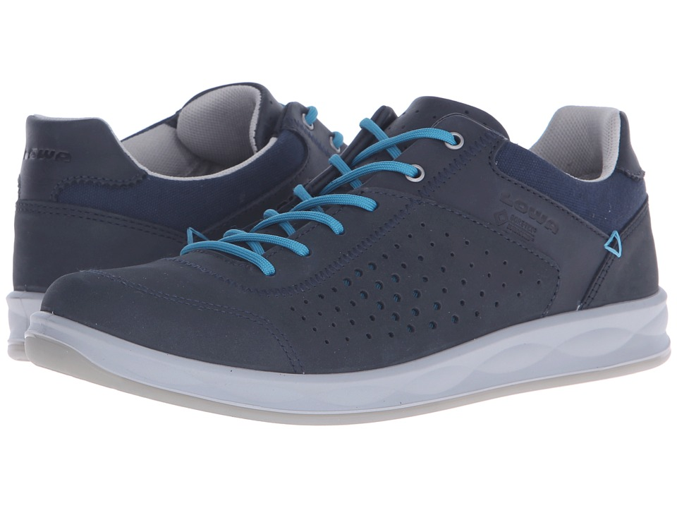 Lowa San Francisco GTX Surround (Navy/Petrol) Women's Shoes