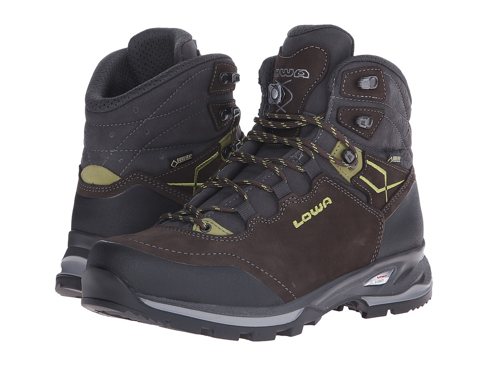 Lowa Lady Light GTX Slate/Kiwi Womens Shoes