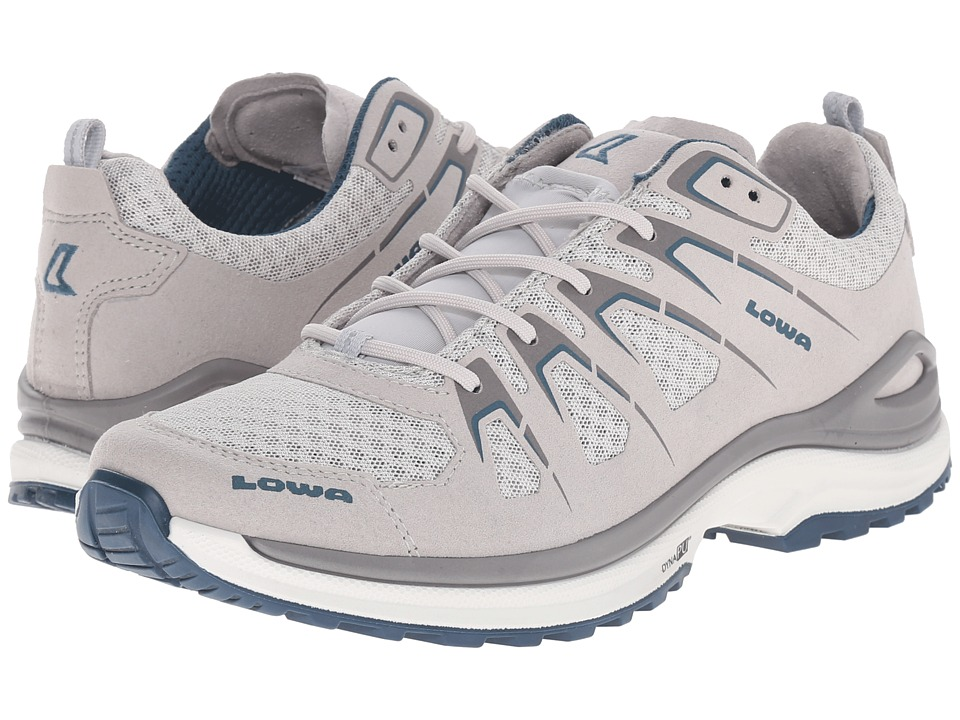Lowa Innox EVO Light Grey/Petrol Womens Shoes
