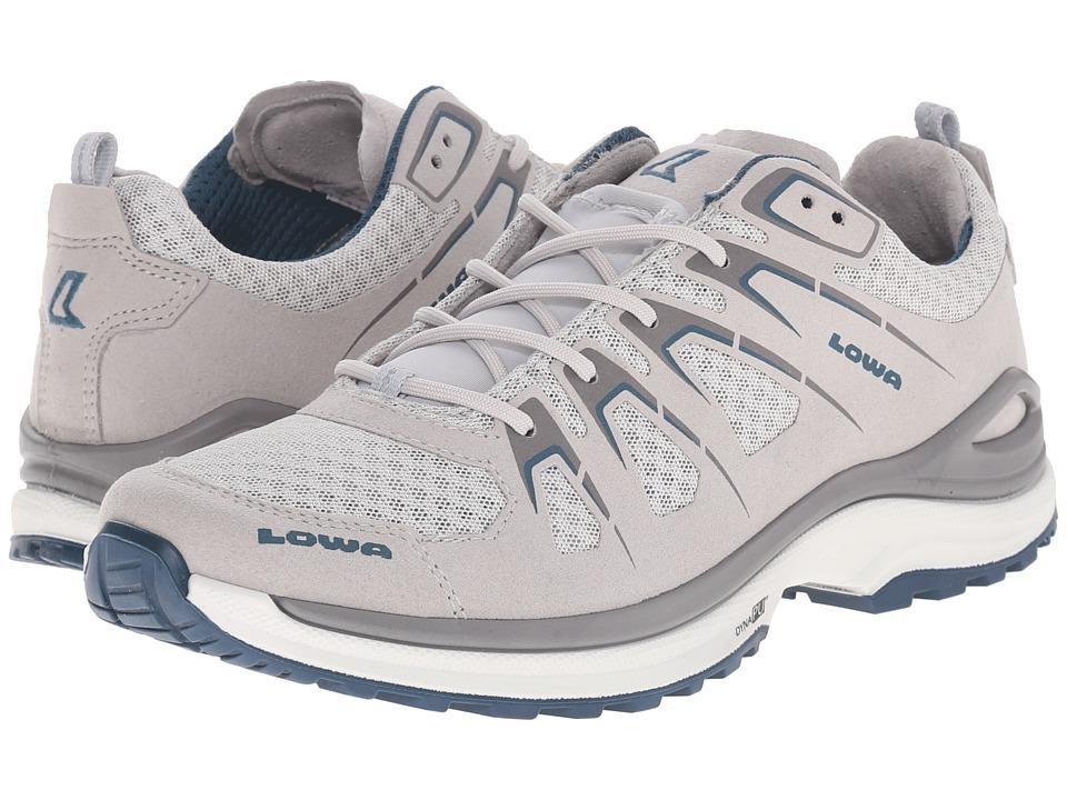 Lowa Innox Evo (Light Grey/Petrol) Women's Shoes