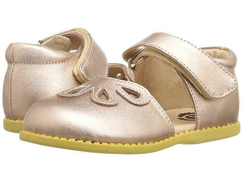 Livie & Luca Petal (Toddler/Little Kid) - Rose Gold Metallic
