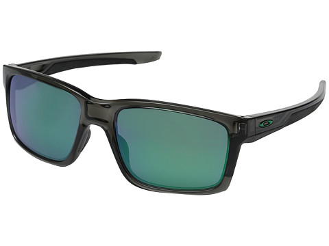 Oakley Mainlink - Grey Smoke/Jade Iridium
