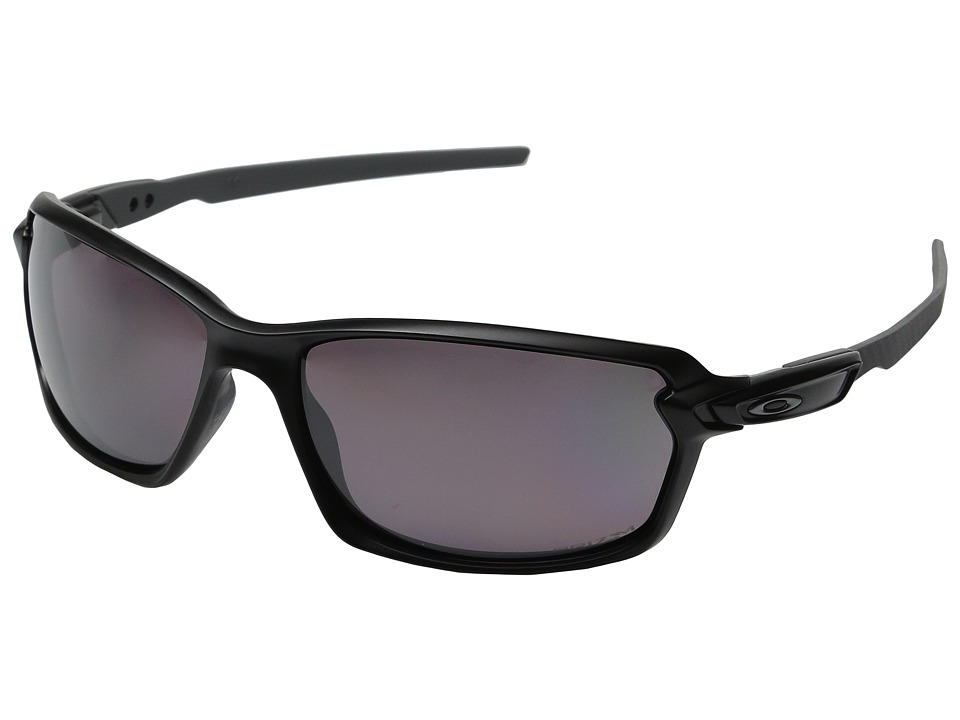 Oakley Carbon Shift Matte Black/Prizm Daily Polarized Plastic Frame Fashion Sunglasses