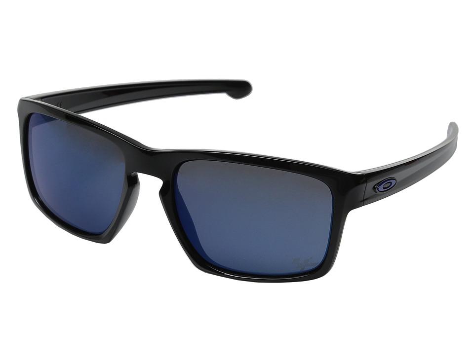 Oakley - Sliver (Moto GP Polished Black/Ice Iridium) Sport Sunglasses