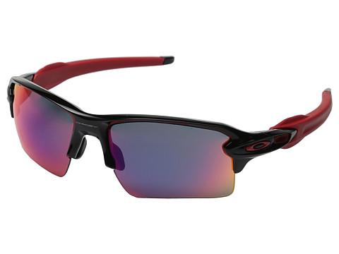 Oakley Flak 2.0 XL - Polished Black/Positive Red Iridium