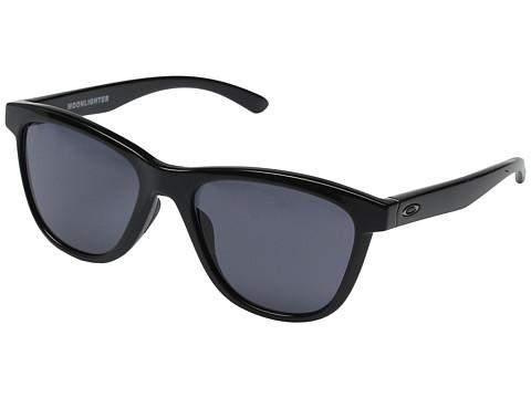 Oakley Moonlighter - Polished Black/Grey