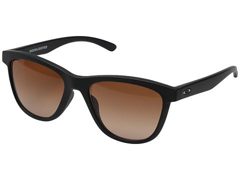 Oakley Moonlighter - Matte Black/VR50 Brown Gradient
