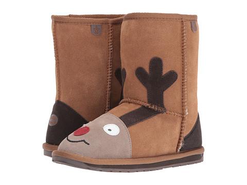 EMU Australia Kids Reindeer (Toddler/Little Kid/Big Kid) - Chestnut
