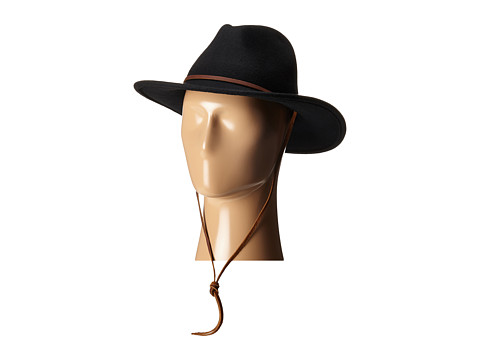 Brixton Field Hat - Black
