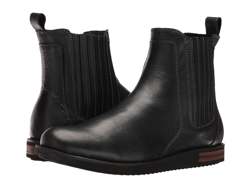 Aetrex - Tyler (Black) Mens  Boots