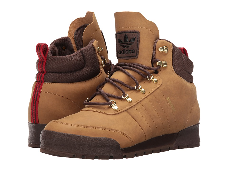 adidas Skateboarding Jake Boot 2.0 (Mesa/Brown/Gum) Men