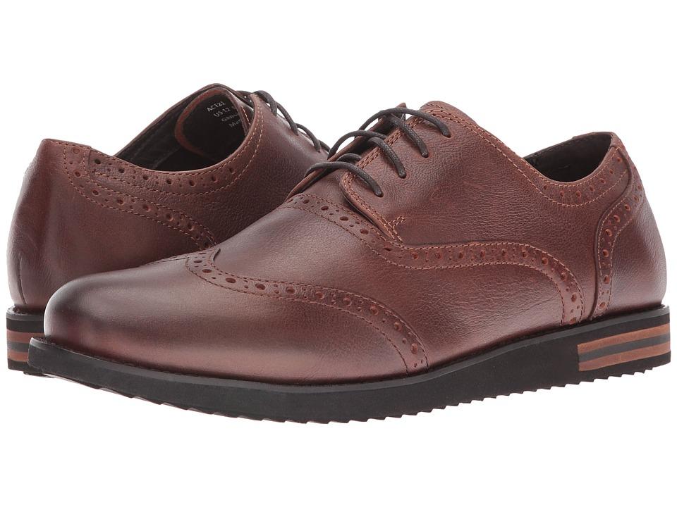 Aetrex - Dalton (Brown) Mens  Shoes