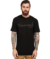 Diamond Supply Co. - Tonal OG Script Tee