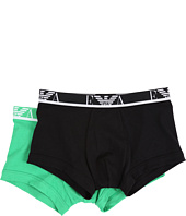 Emporio Armani - 2-Pack Colored Stretch Cotton Trunk