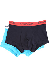 Emporio Armani - 2-Pack Stretch Cotton Trunk