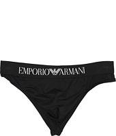 Emporio Armani - Basic Microfiber Thong