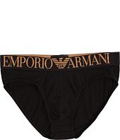 Emporio Armani - Full Metal Shaded Eagle Brief