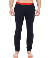 Emporio Armani - French Terry Cuffed Pants