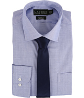LAUREN Ralph Lauren - Pinpoint Spread Collar Classic Button Down Shirt