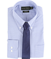 LAUREN Ralph Lauren - Micro Check Classic Button Down Shirt