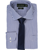 LAUREN Ralph Lauren - Bengal Stripe Spread Collar Slim Button Down Shirt