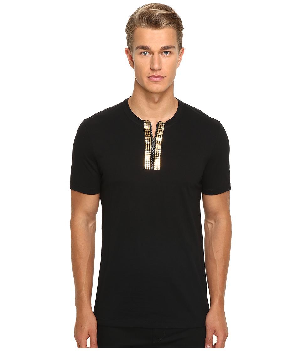 Versace Collection V800711 (Black/Gold) Men