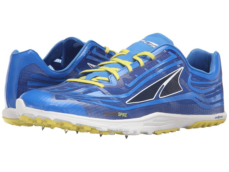 Image of Altra Footwear - Golden Spike (Blue) Athletic Shoes