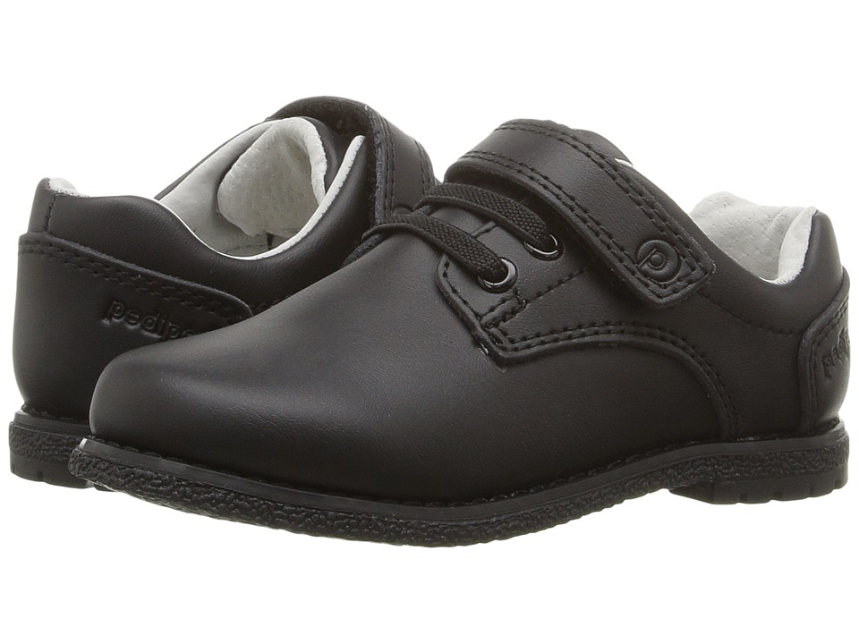 pediped Storm Flex (Toddler/Little Kid) (Black) Boy's Shoes