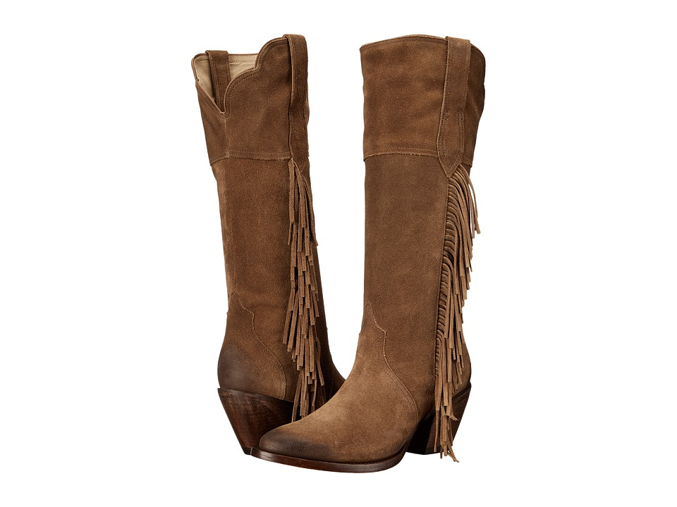 Lucchese Gallop (Bridle Brown) Cowboy Boots