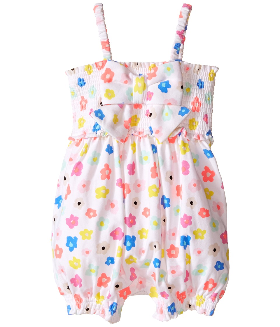 Kate Spade New York Kids Romper Infant Faye Floral Girls Jumpsuit Rompers One Piece