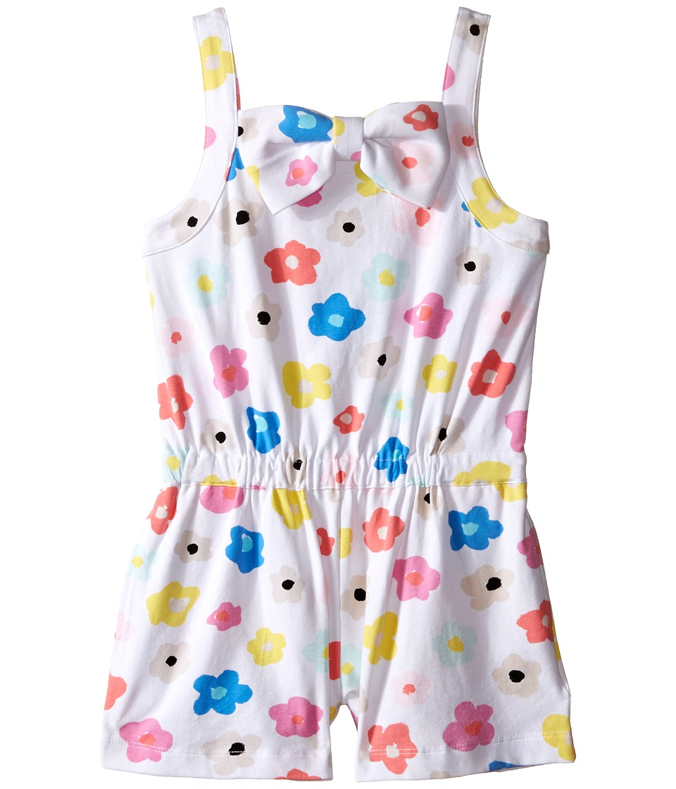Kate Spade New York Kids Romper Toddler/Little Kids Faye Floral Girls Jumpsuit Rompers One Piece