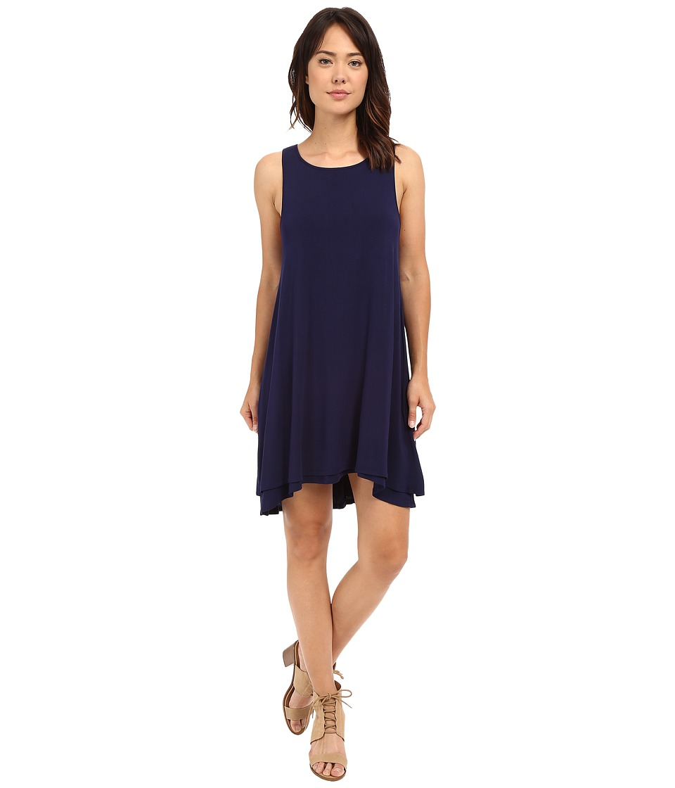 HEATHER Back Keyhole Dress Eclipse Womens Dress