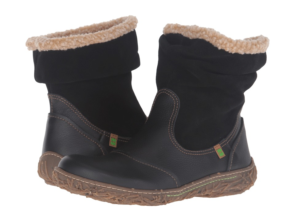 El Naturalista Nido N758 (Black 1) Women's Shoes