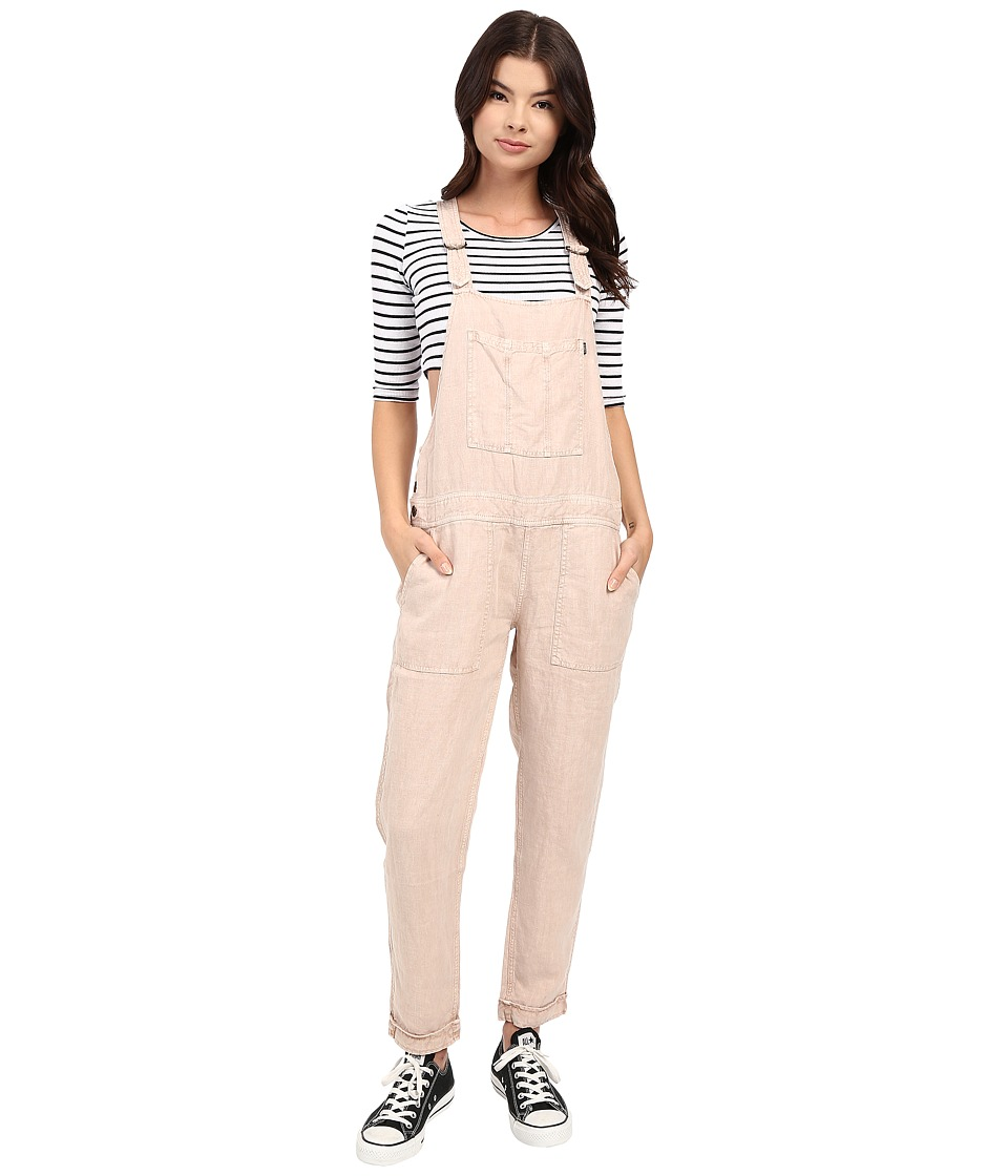 Obey Antwerp Overalls Ross Dust Womens Overalls One Piece