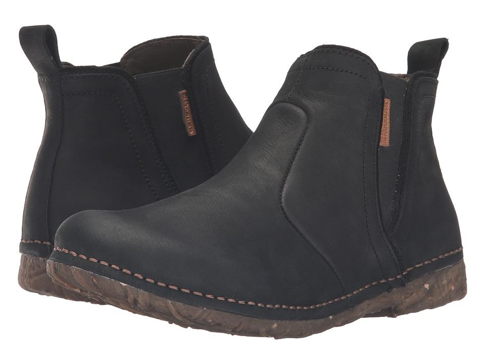 El Naturalista - Angkor N959 (Black) Womens Shoes