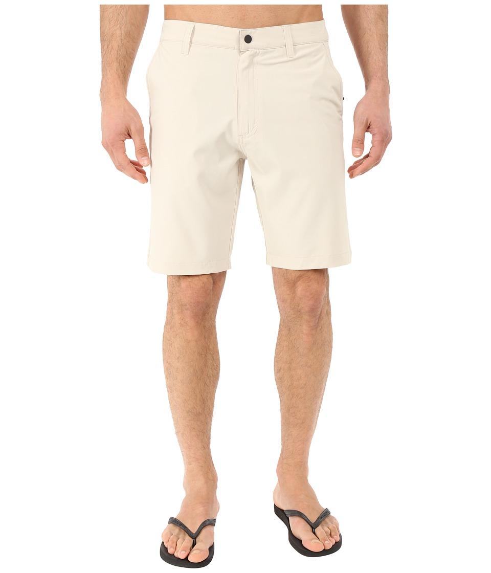 Quiksilver Waterman Vagabond 2 Amphibian Short Oatmeal Mens Shorts