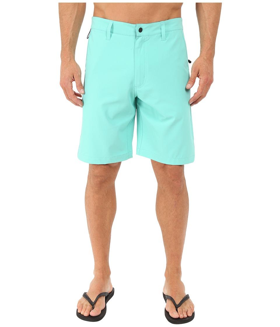 Quiksilver Waterman Vagabond 2 Amphibian Short Pool Blue Mens Shorts