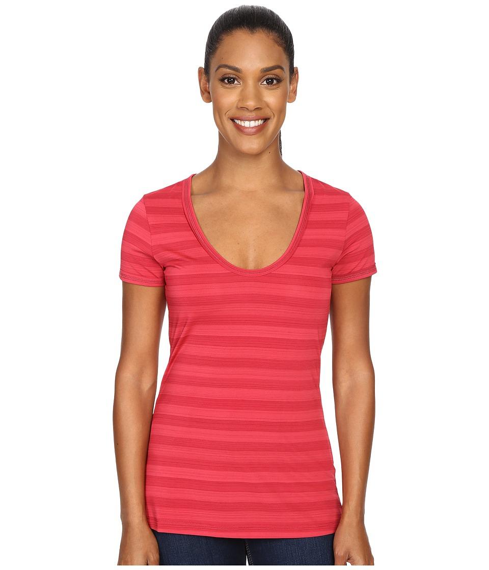 Alp n Rock Lena T Shirt Heathered Summer Berry Womens T Shirt