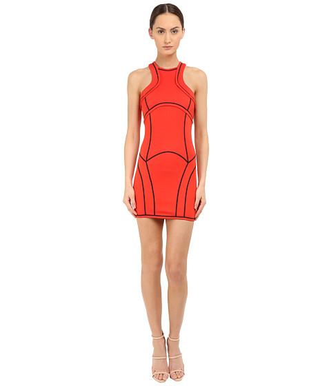 DSQUARED2 Compact Viscose Jersey Dress