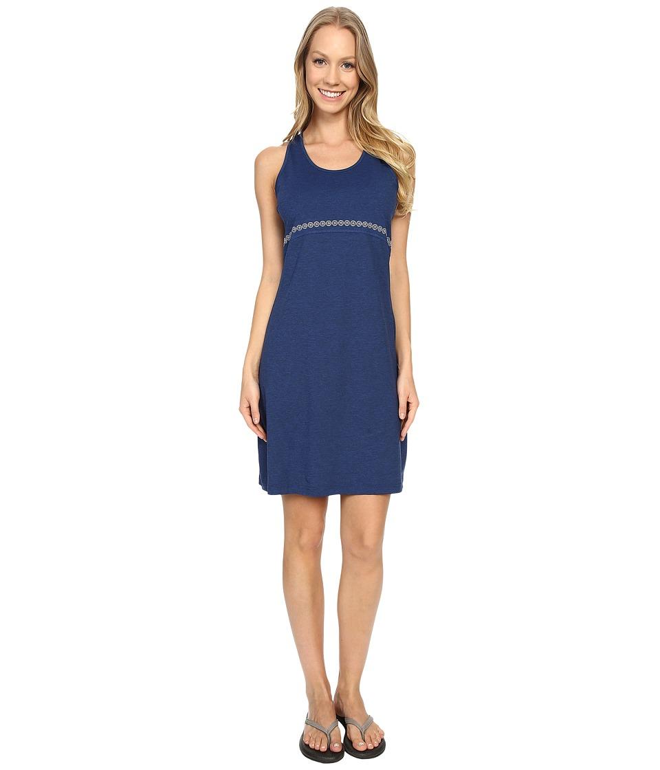 Alp n Rock Katja Dress Heathered Bluebird Womens Dress