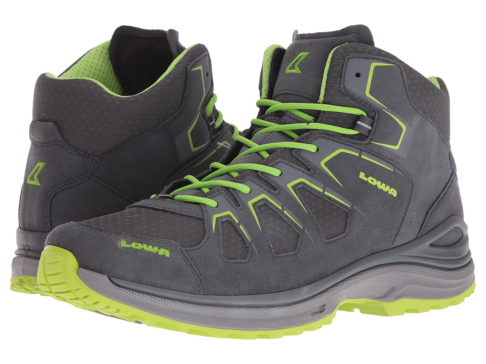 Lowa - Innox EVO GTX QC (Graphite/Lime) Men