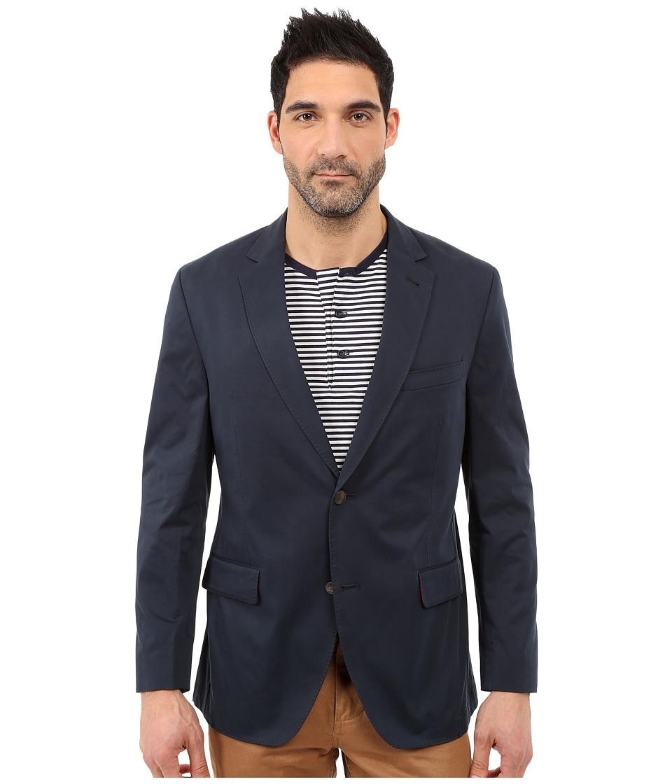 Kroon Mathis Travel Blazer Navy Mens Jacket