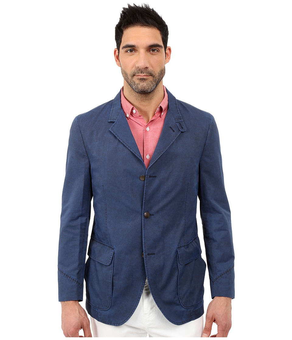 Kroon Mercury Hybrid Coat Navy Mens Jacket